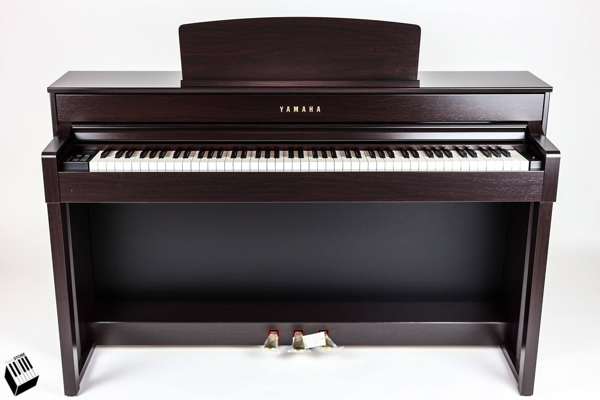 yamaha clp 545pe nieprodukowany nieprodukowane. Black Bedroom Furniture Sets. Home Design Ideas