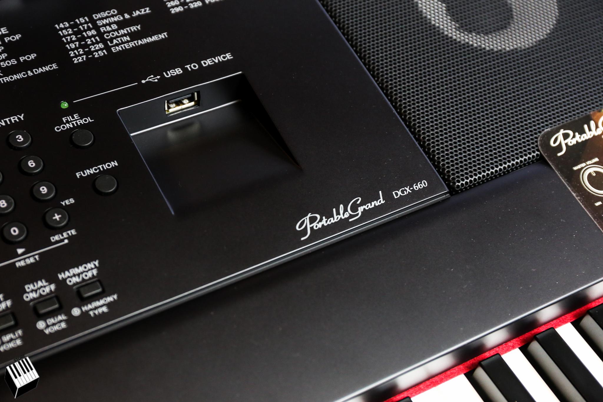 Blog pianostore instrumenty klawiszowe pianina cyfrowe keyboardy dgx 660 fandeluxe Choice Image