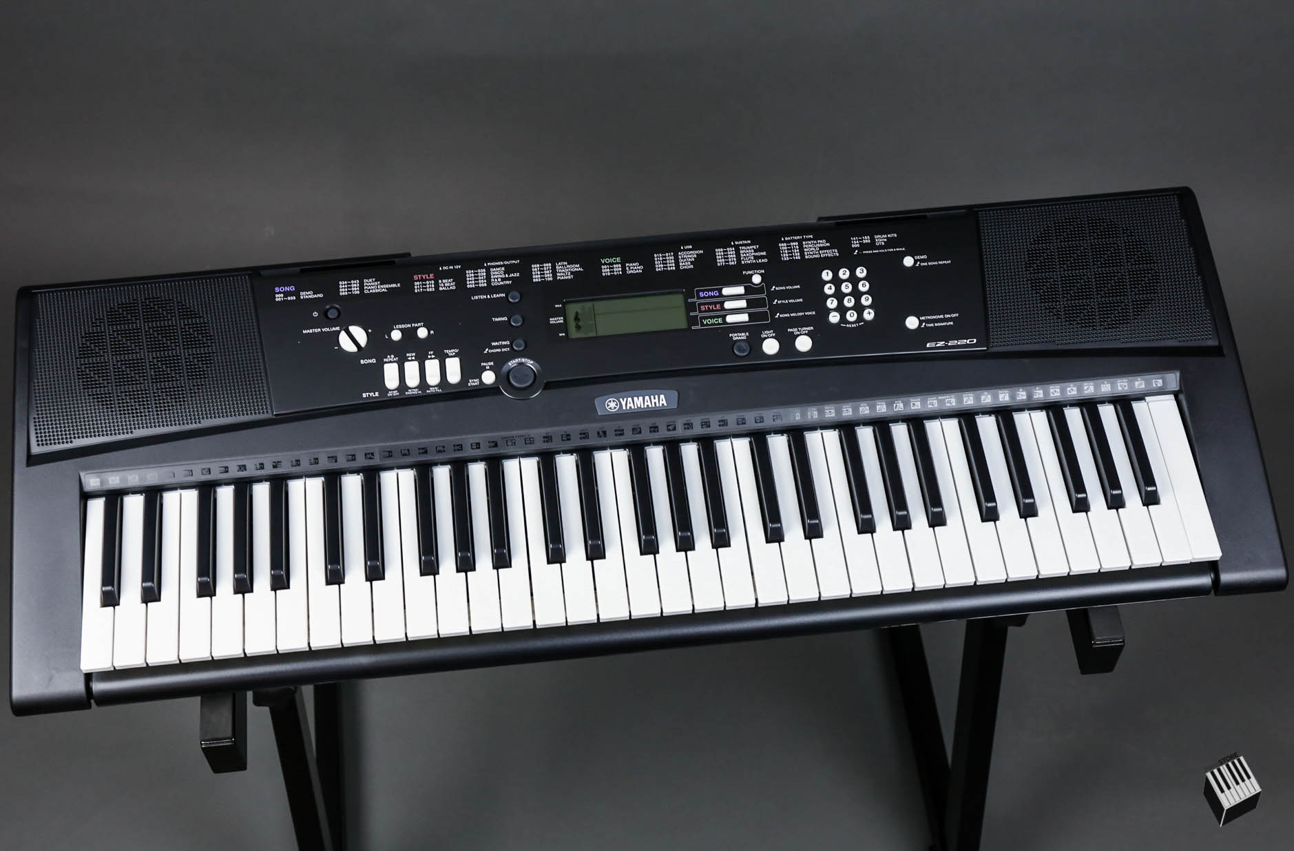 yamaha ez 220 keyboard keyboardy sklep internetowy. Black Bedroom Furniture Sets. Home Design Ideas